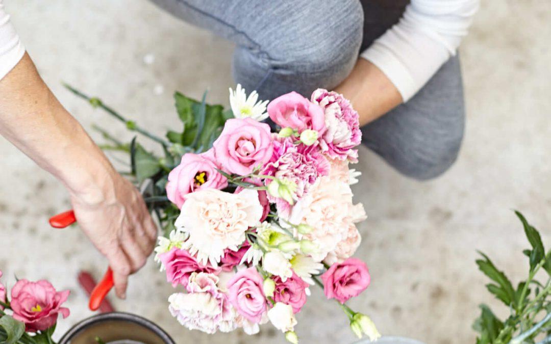 Hochzeitsfloristik von Andrea Haas